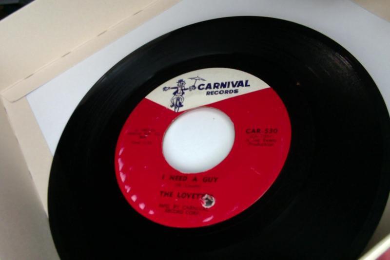 lovettes/i need a guy/i'm afraidのシングル盤 vinyl 7inch通販・販売ならサウンドファインダー