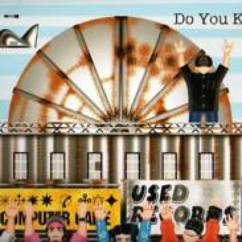 Nobody Knows Do You Know 2lp レコード通販のサウンドファインダー