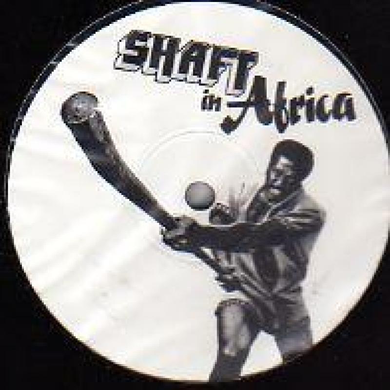 Johnny Pate Shaft En Africa