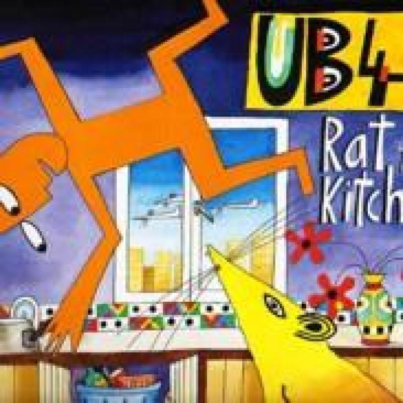 Rat In The Kitchen: UB40/RAT IN THE KITCHEN (LP) レコード通販のサウンドファインダー