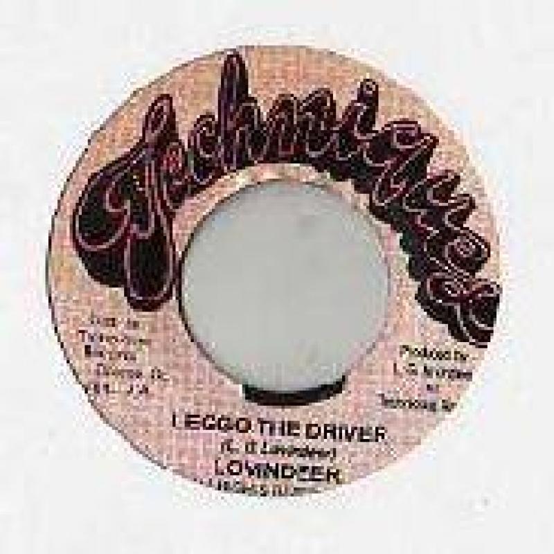 LOVINDEER - LEGGO THE DRIVER - 7inch x 1