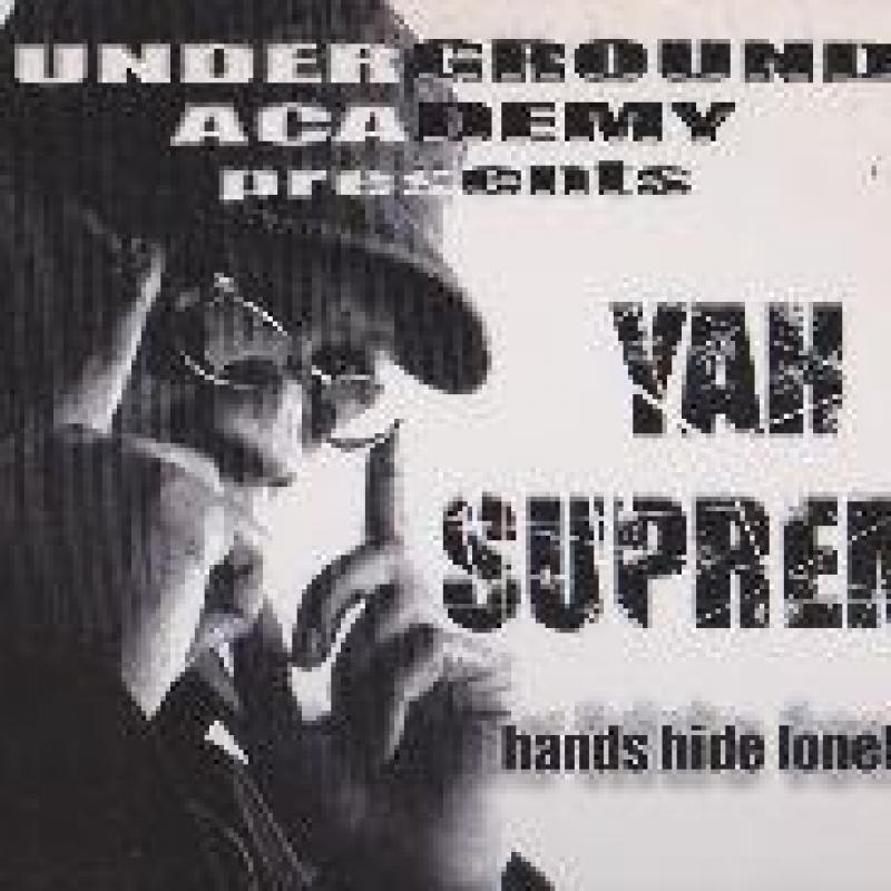 Yah Supreme - Hands Hide Loneliness
