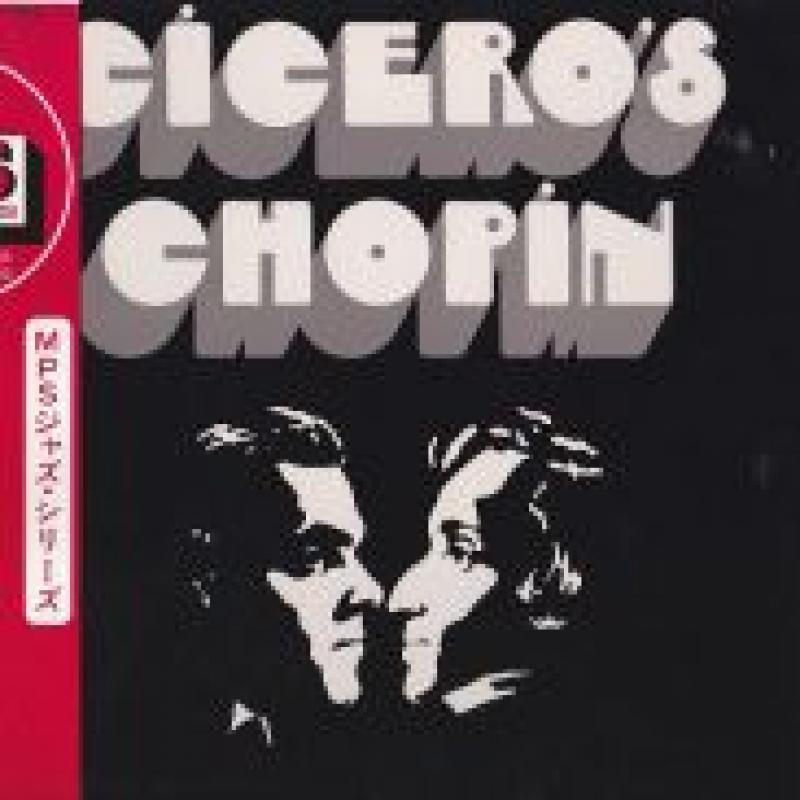 EUGEN CICERO - CICERO'S CHOPIN - LP
