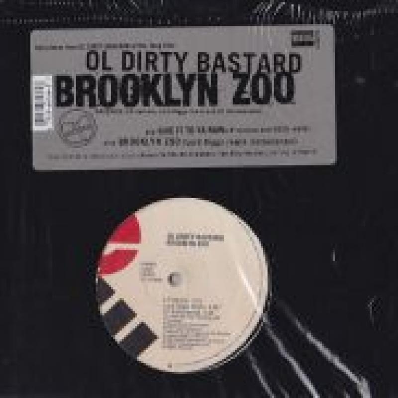 Ol' Dirty Bastard Brooklyn Zoo (Vinyl Records, LP, CD) On