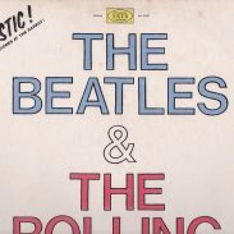 a comparison of the beatles and the rolling stones The beatles or the stones: paul mccartney of the beatles and mick jagger of the rolling stones sit opposite each other on a train medium's premier.