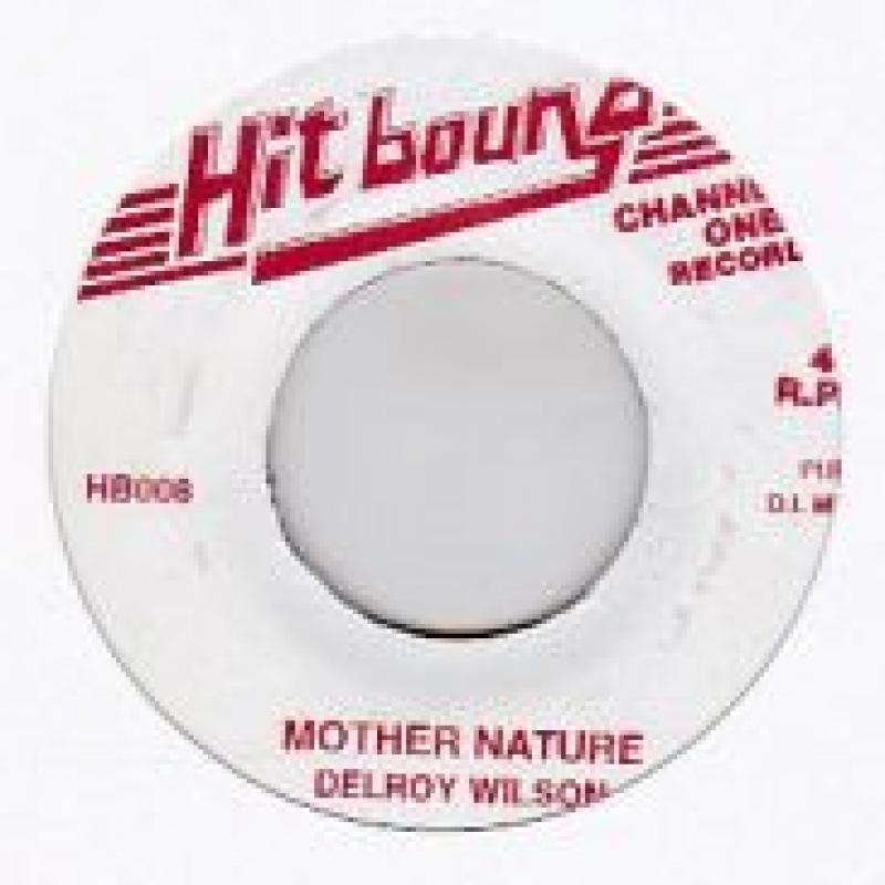 Delroy Wilson Sound Dimension Run Run Run Run Ver