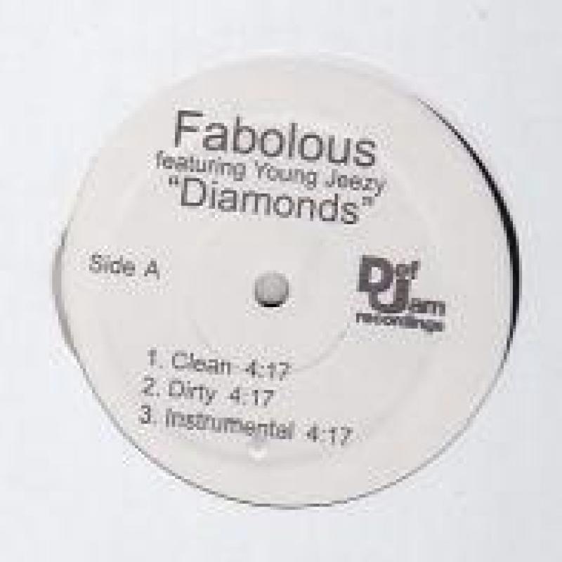 """FABULOUS/DIAMONDSの12インチレコード通販・販売ならサウンドファインダー"""""""