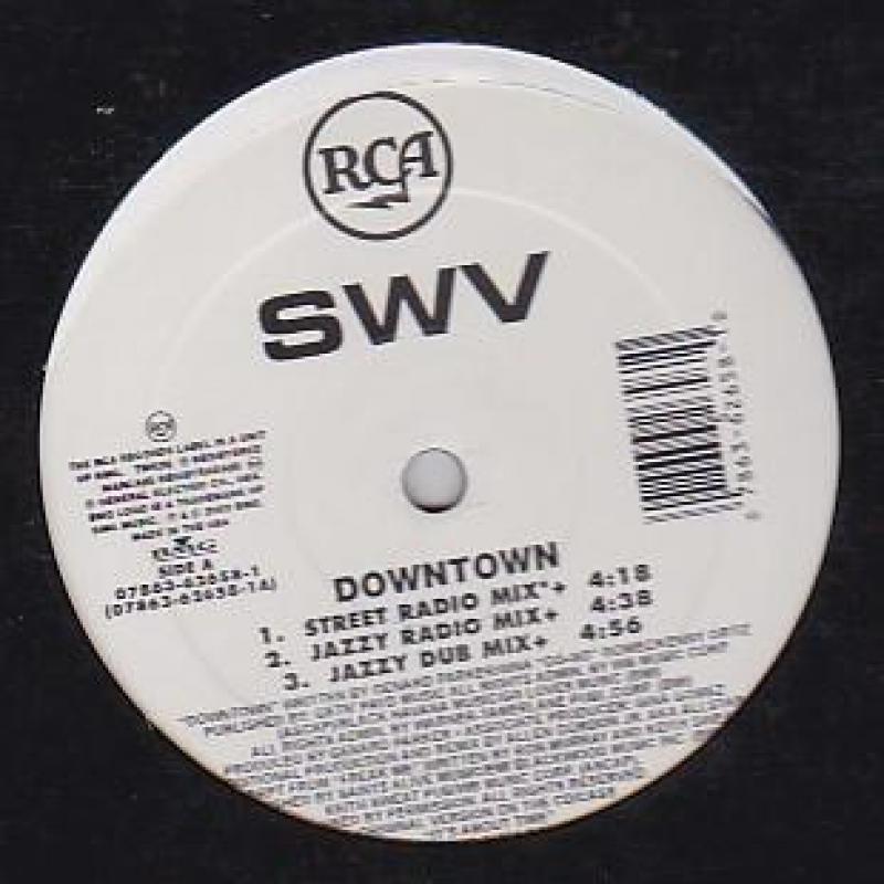 "SWV/DOWNTOWNのLPレコード通販・販売ならサウンドファインダー"""