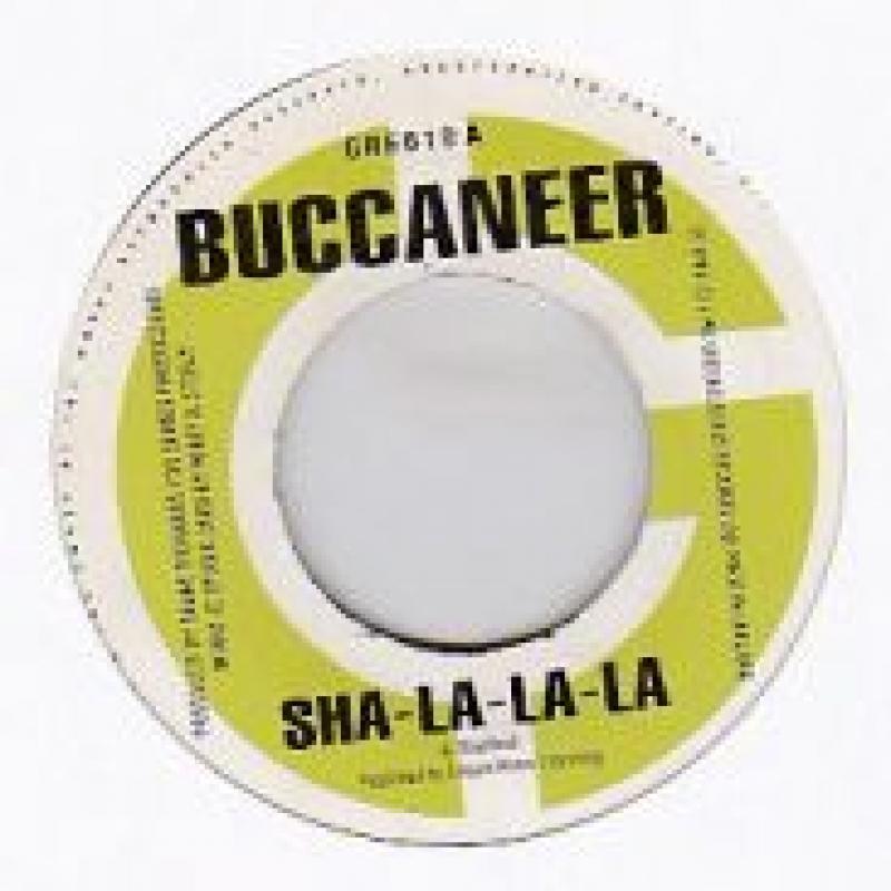 "BUCCANEER/SHA-LA-LA-LAの7インチレコード通販・販売ならサウンドファインダー"""