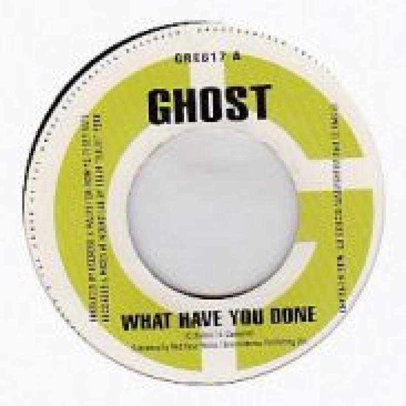 GHOST/WHAT