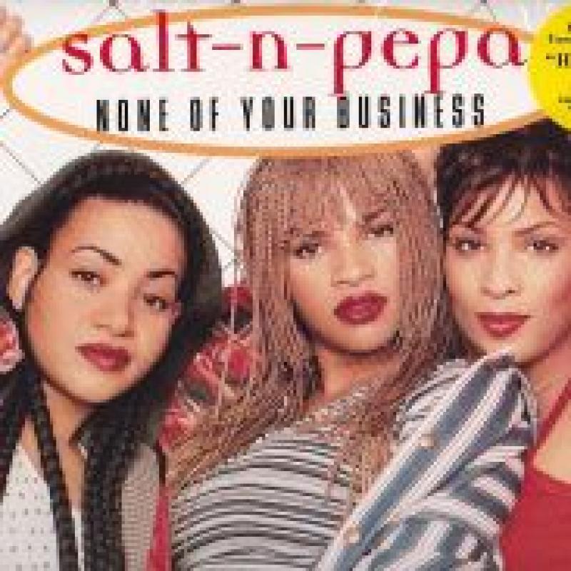 SALT-N-PEPA/NONE