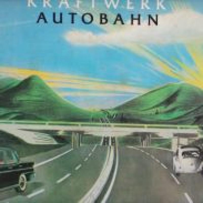 """KRAFTWERK/AUTOBAHNのLPレコード通販・販売ならサウンドファインダー"""""""