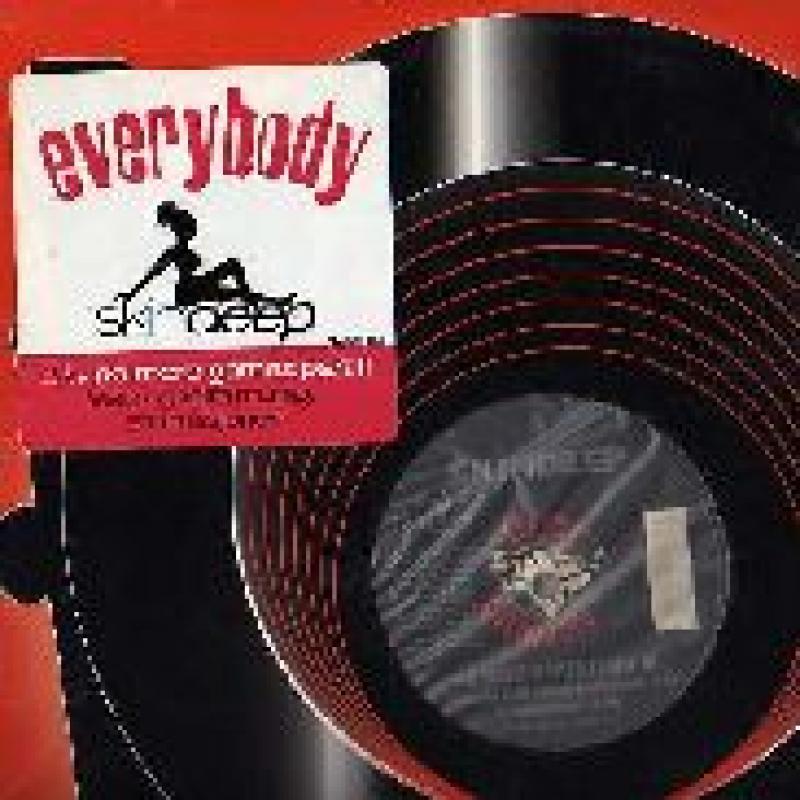 "SKINDEEP/EVERYBODYの12インチレコード通販・販売ならサウンドファインダー"""