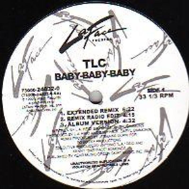 "TLC/BABY-BABY-BABYの12インチレコード通販・販売ならサウンドファインダー"""