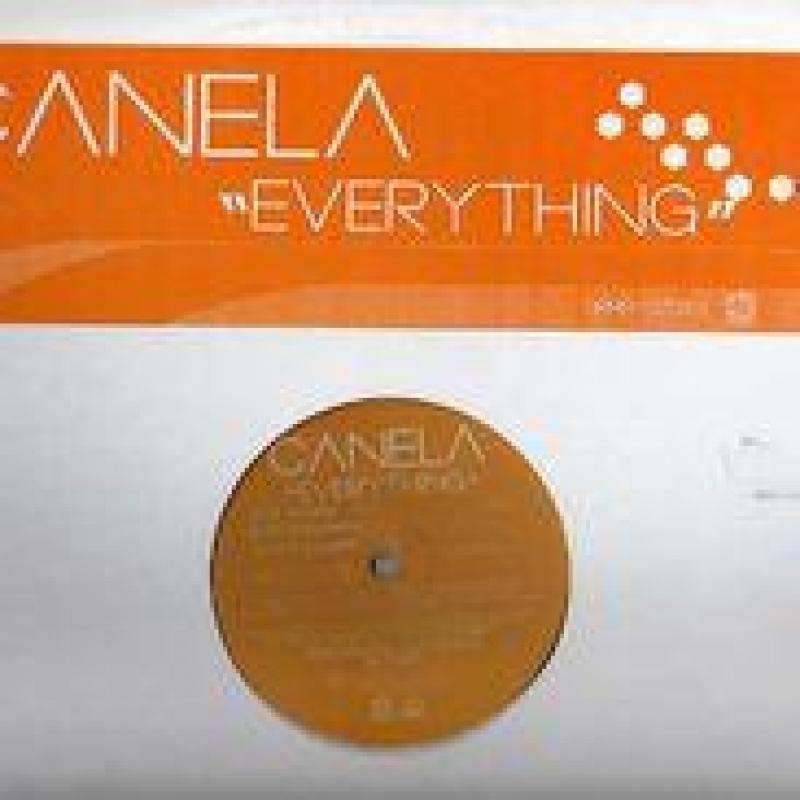 """CANELA/EVERYTHINGの12インチレコード通販・販売ならサウンドファインダー"""""""