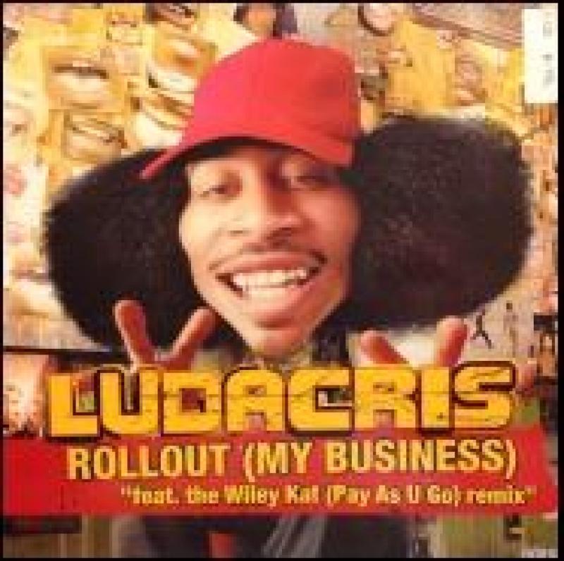 """LUDACRIS/ROLLOUTの12インチレコード通販・販売ならサウンドファインダー"""""""