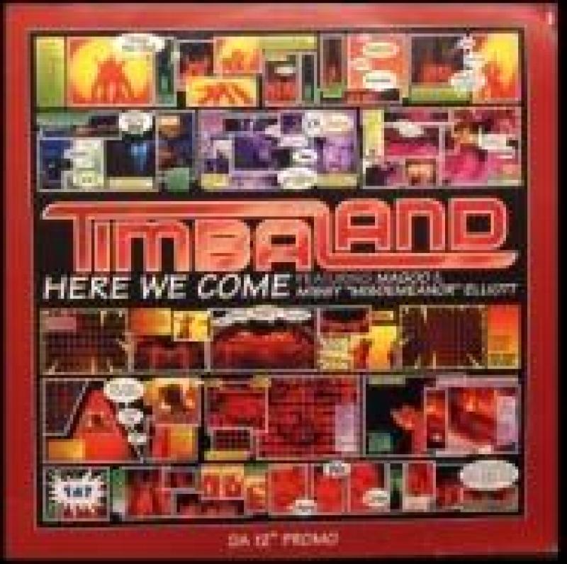 TIMBALAND/HERE