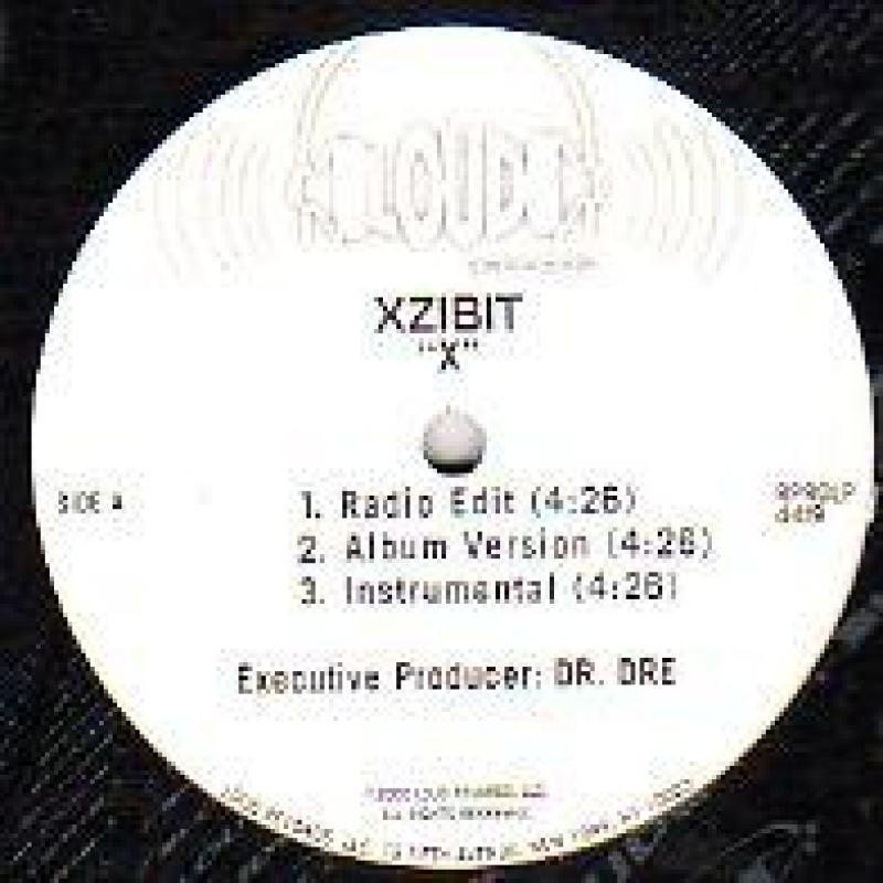 """XZIBIT/Xの12インチレコード通販・販売ならサウンドファインダー"""""""