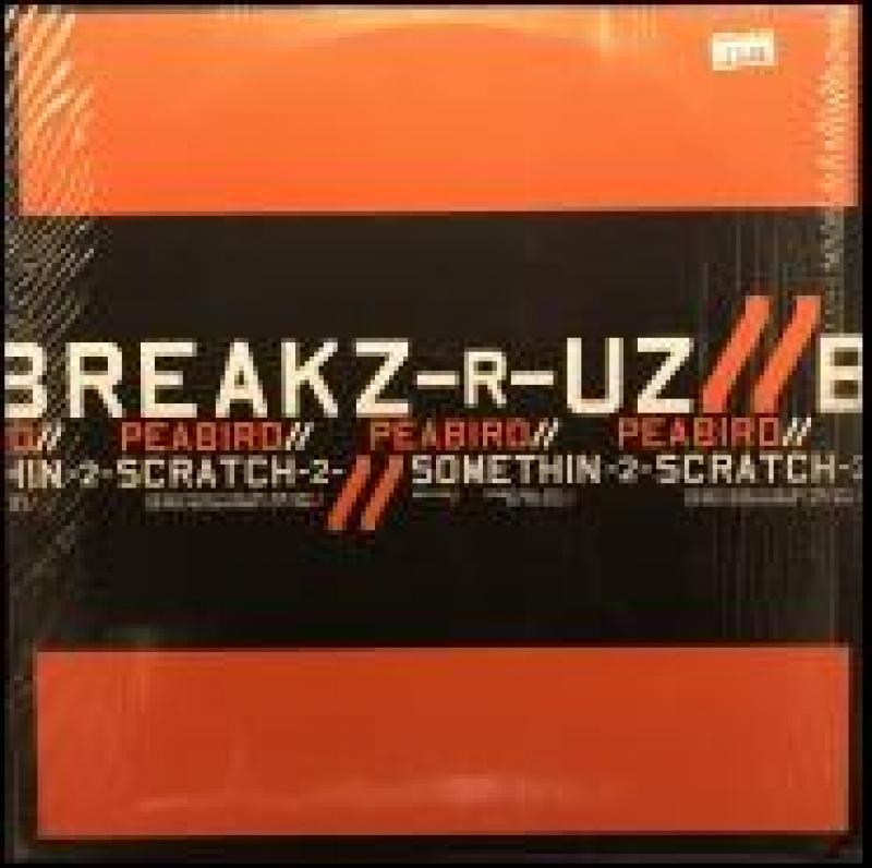 """PEABIRD/SOMETHIN-2-SCRATCH-2の12インチレコード通販・販売ならサウンドファインダー"""""""
