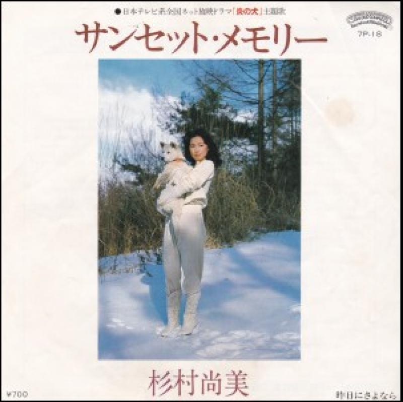杉村 尚美/サンセット・メモリーのシングル盤通販・販売ならサウンドファインダー
