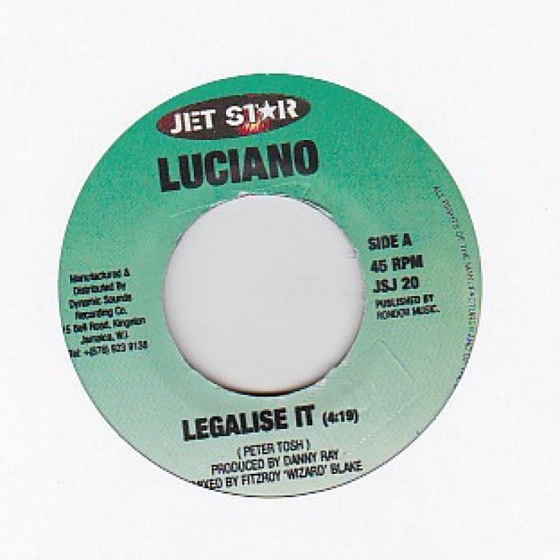 LUCIANO/LEGALISE