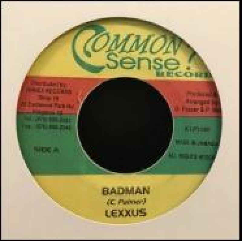 """LEXXUS/BADMANの7インチレコード通販・販売ならサウンドファインダー"""""""