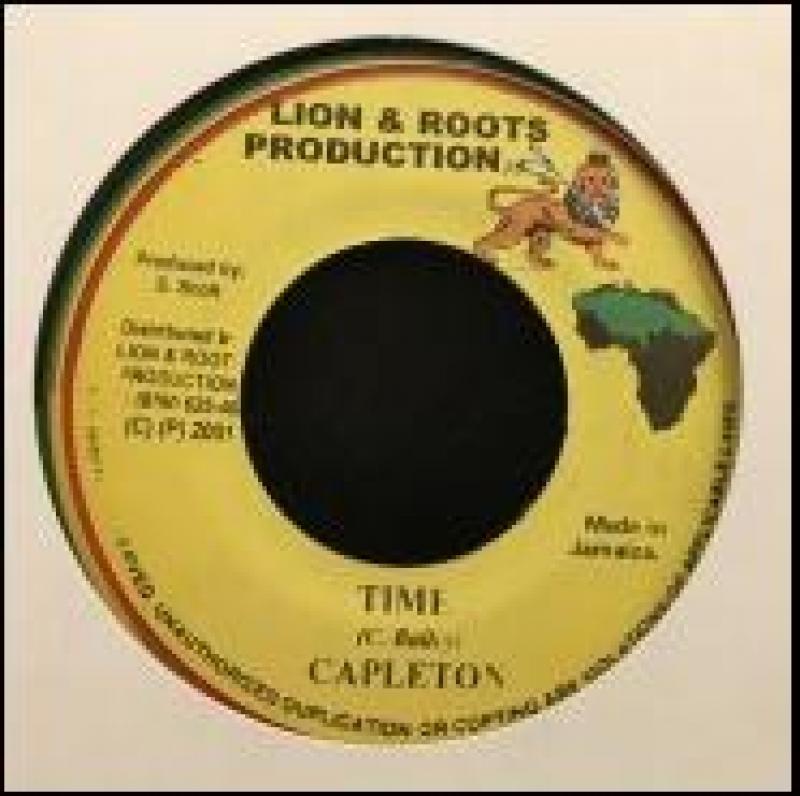 """CAPLETON/TIMEの7インチレコード通販・販売ならサウンドファインダー"""""""
