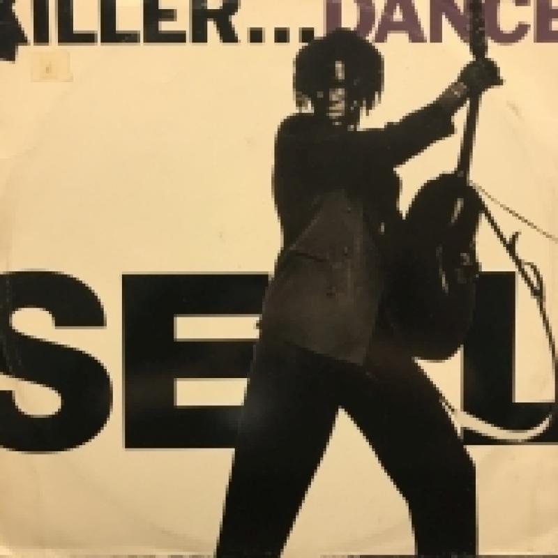 "SEAL/KILLER...DANCEの12インチレコード通販・販売ならサウンドファインダー"""