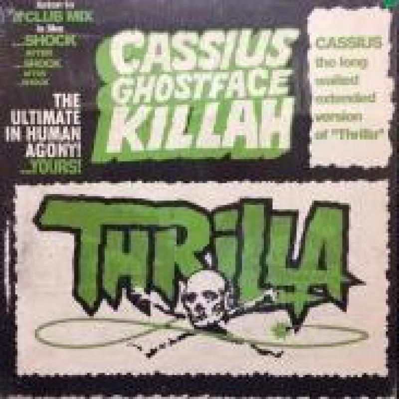 """CASSIUS/THRILLAの12インチレコード通販・販売ならサウンドファインダー"""""""
