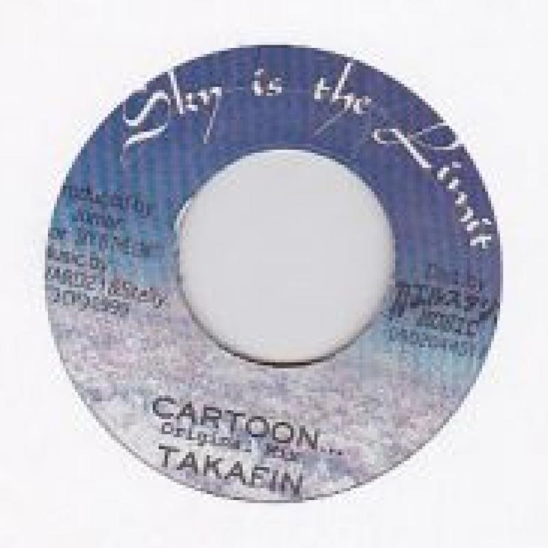"""TAKAFIN/CARTOON...の7インチレコード通販・販売ならサウンドファインダー"""""""