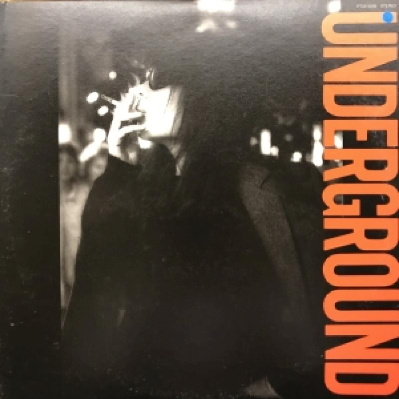 """浅川マキ/UNDERGROUNDのLPレコード通販・販売ならサウンドファインダー"""""""