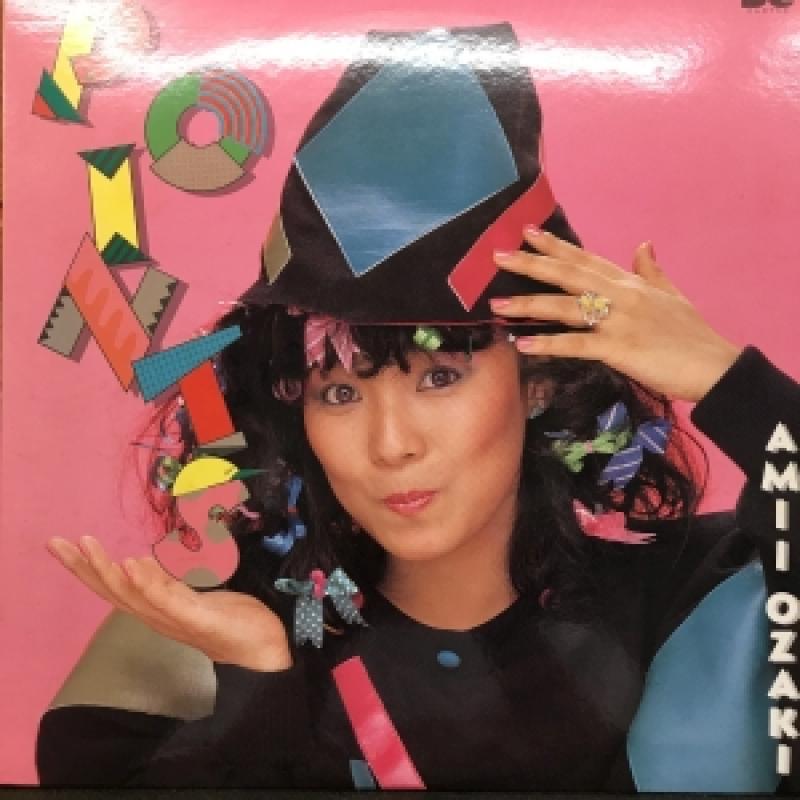 """尾崎亜美/POINTSのLPレコード通販・販売ならサウンドファインダー"""""""