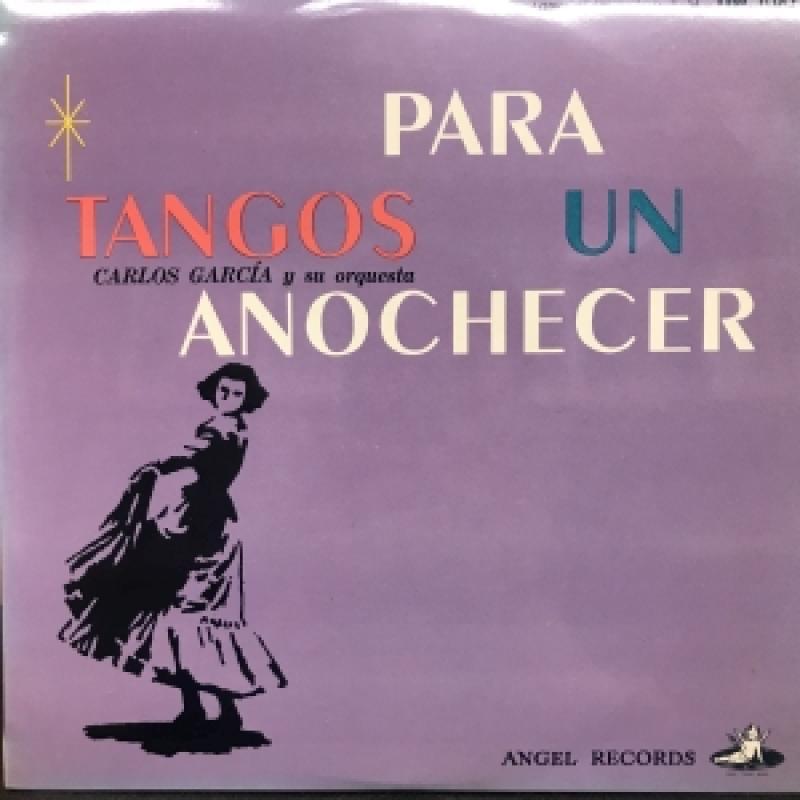"""カルロス・ガルシア/タンゴで夜は更けるの10インチレコード通販・販売ならサウンドファインダー"""""""