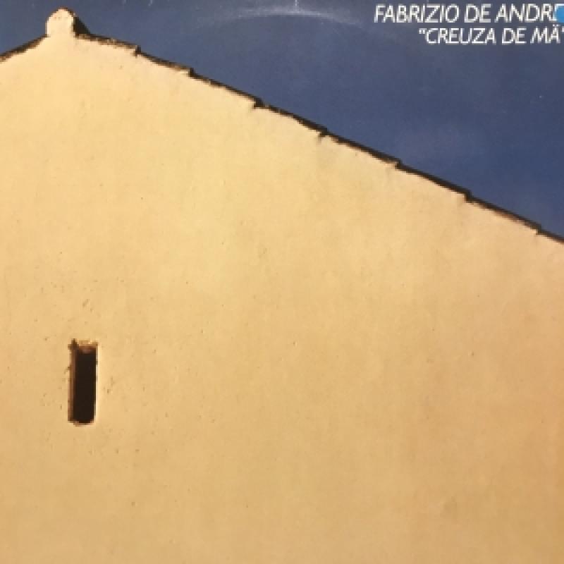 ファブリツィオ・デ・アンドレ/CREUZA