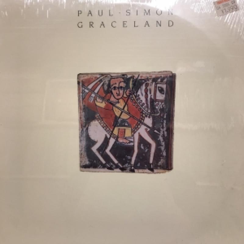 """ポール・サイモン/GRACELANDのLPレコード通販・販売ならサウンドファインダー"""""""
