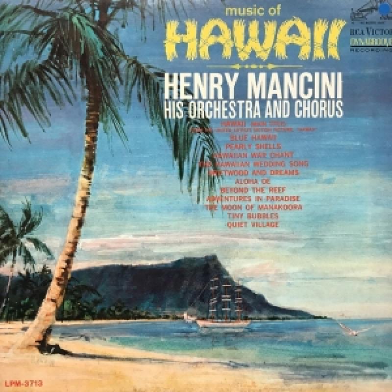 ヘンリー・マンシーニ/MUSIC