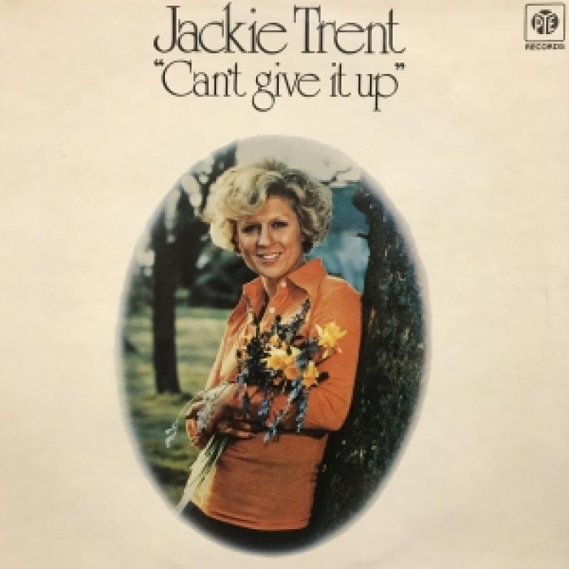 ジャッキー・トレント/CAN'T