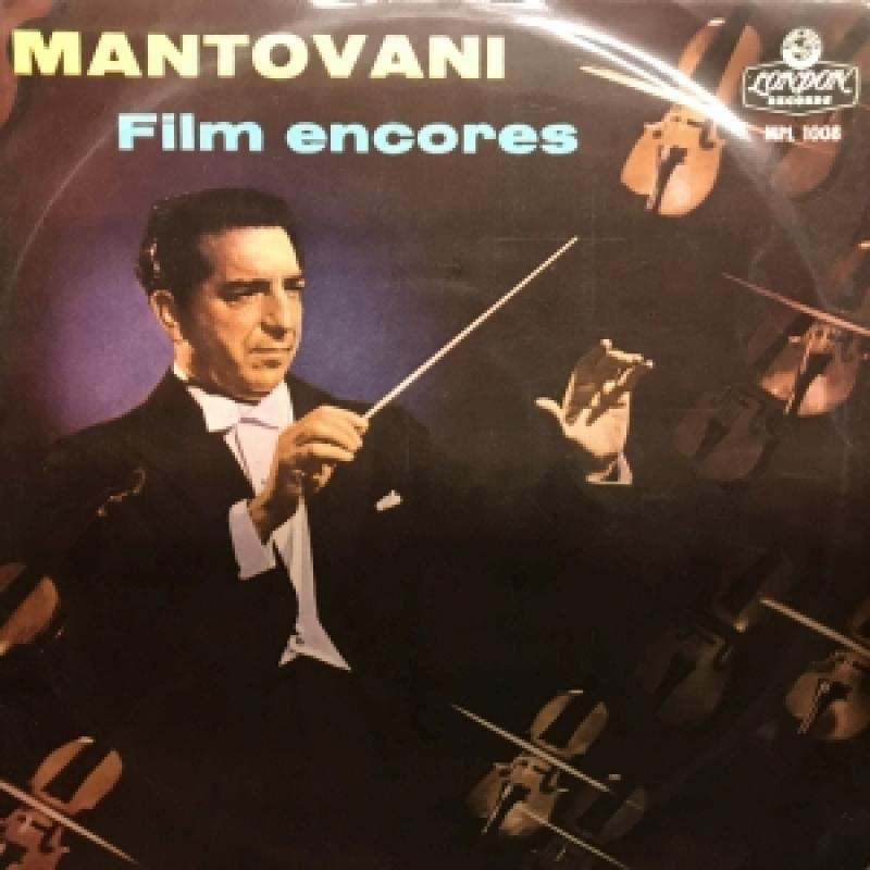 """マントヴァーニ/フィルム・アンコールの10インチレコード通販・販売ならサウンドファインダー"""""""