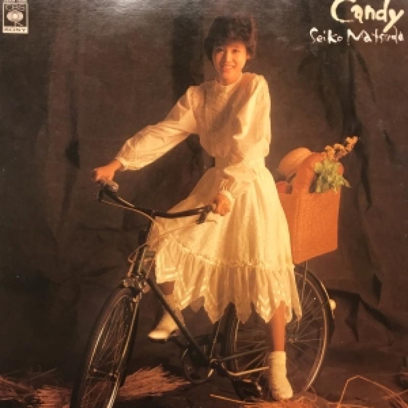 """松田聖子/CANDYのLPレコード通販・販売ならサウンドファインダー"""""""