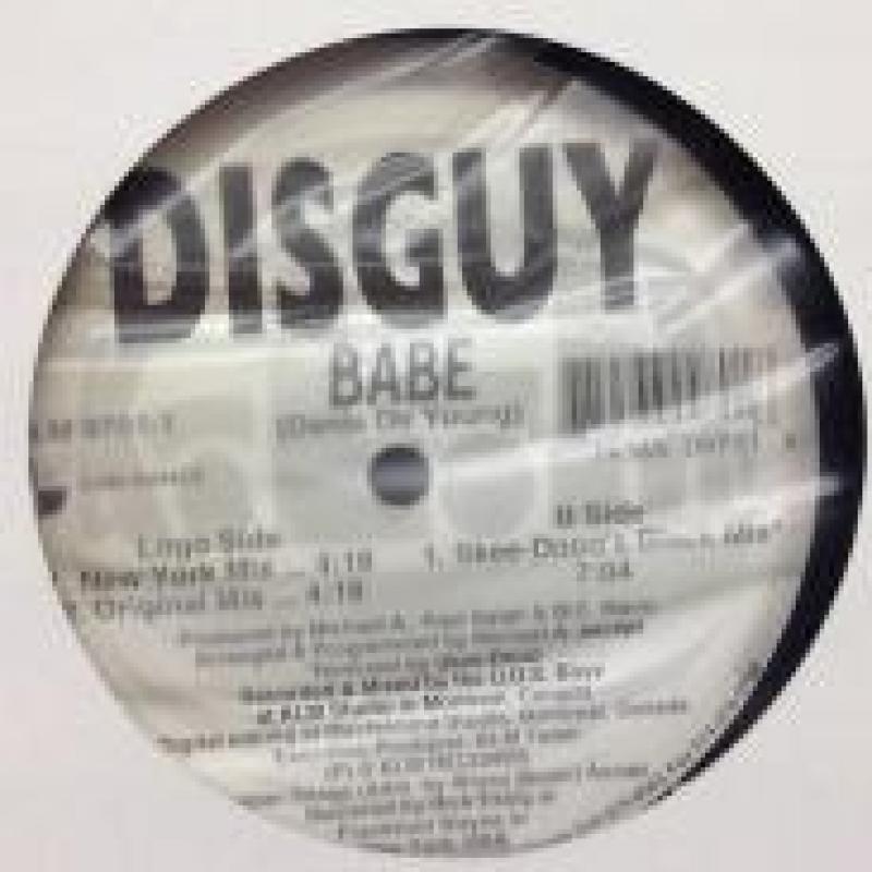 """DISGUY/BABEの12インチレコード通販・販売ならサウンドファインダー"""""""