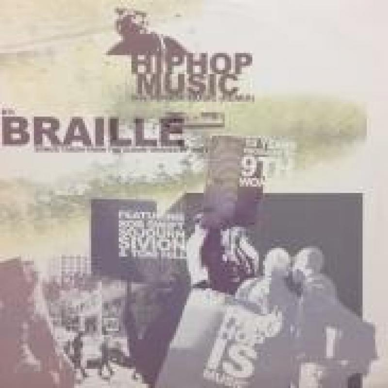 BRAILLE/HIPHOP