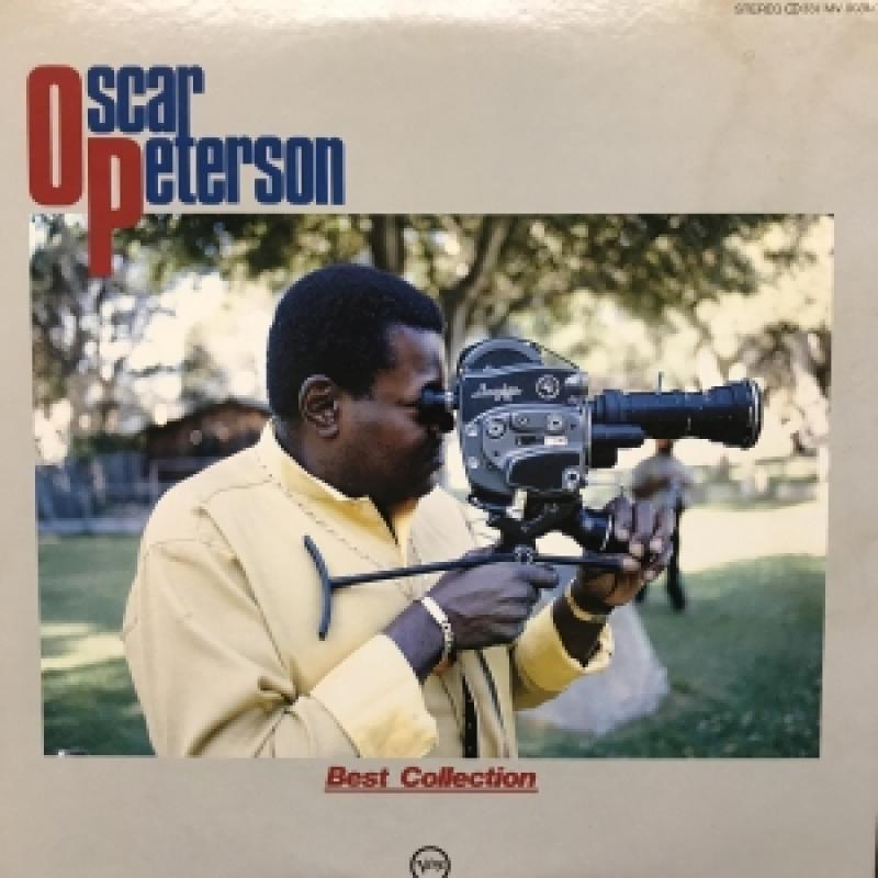 オスカー・ピーターソン/BEST