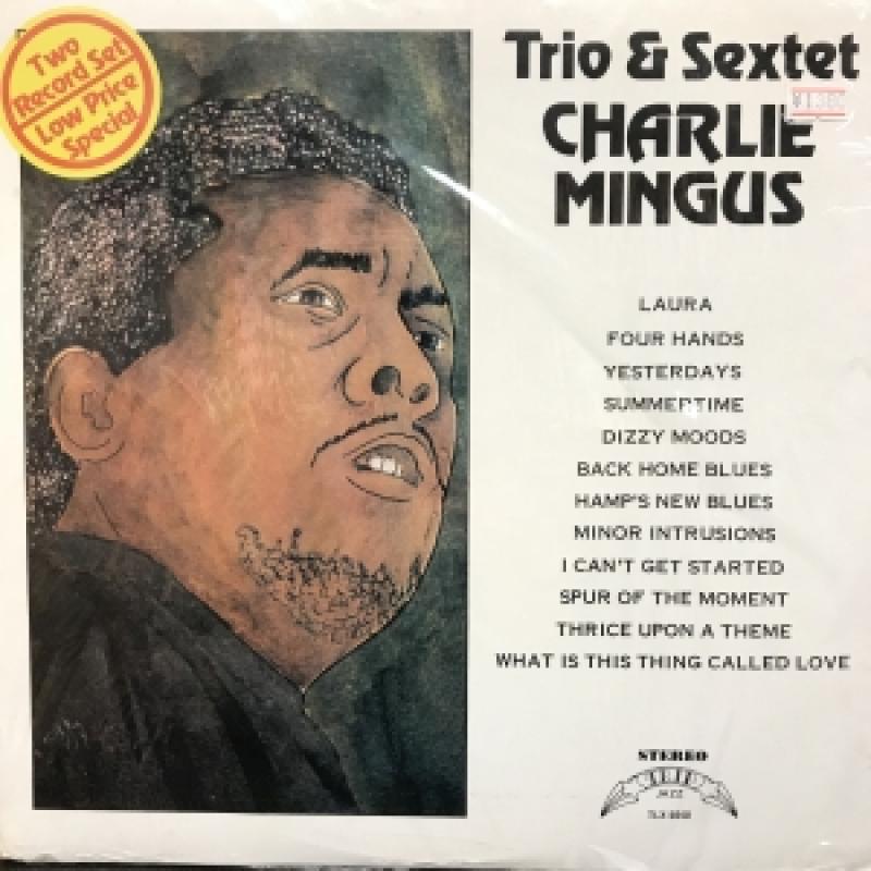 チャールズ・ミンガス/TRIO