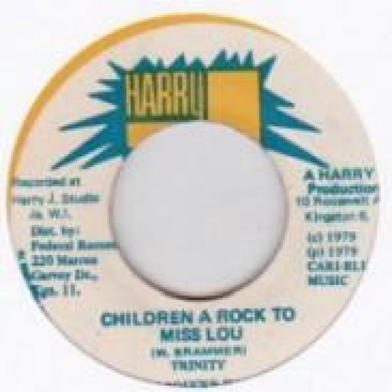 TRINITY/CHILDREN
