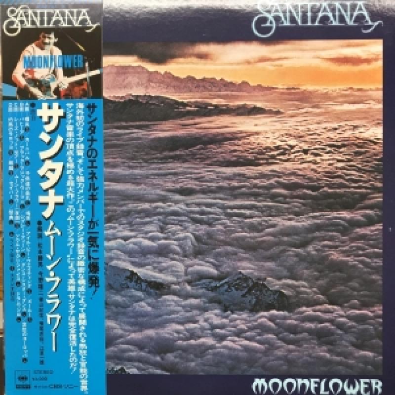 """サンタナ/MOONFLOWERのLPレコード通販・販売ならサウンドファインダー"""""""