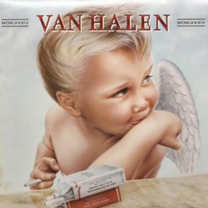 """ヴァン・ヘイレン/1984のLPレコード通販・販売ならサウンドファインダー"""""""