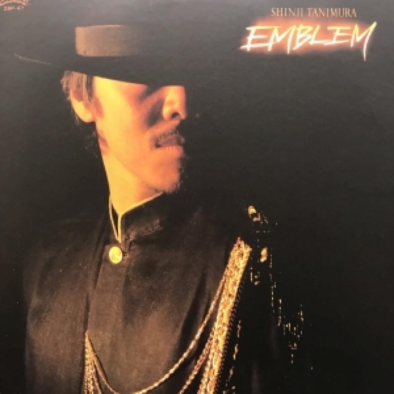 """谷村新司/EMBLEMのLPレコード通販・販売ならサウンドファインダー"""""""