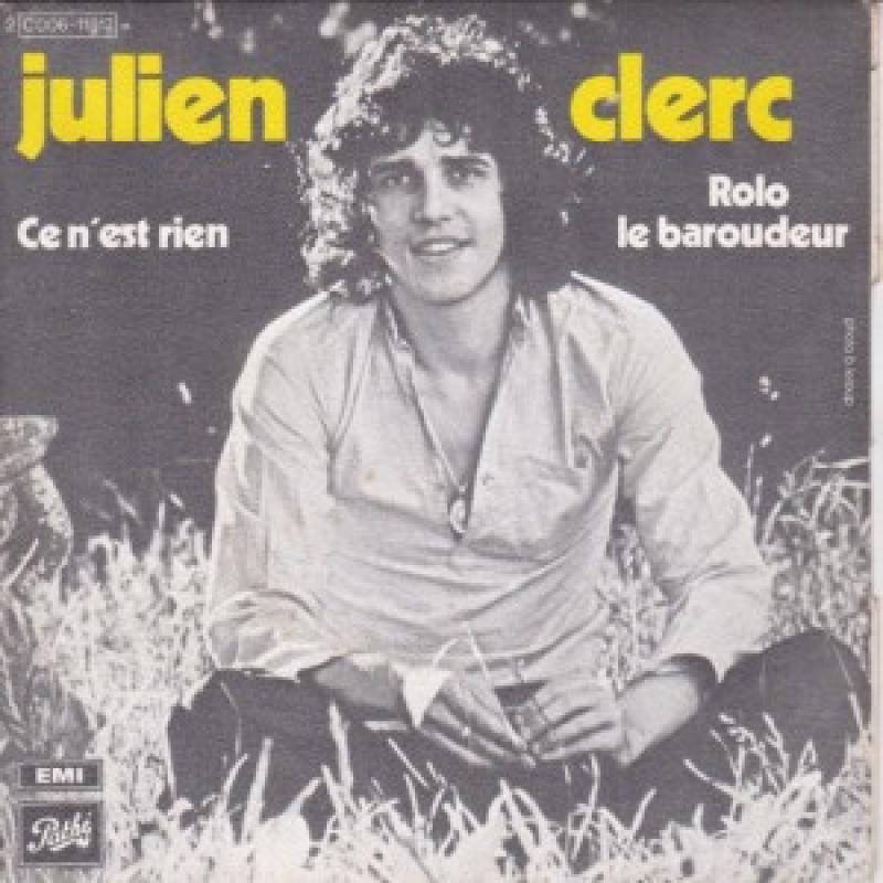 ジュリアン・クレール/CE