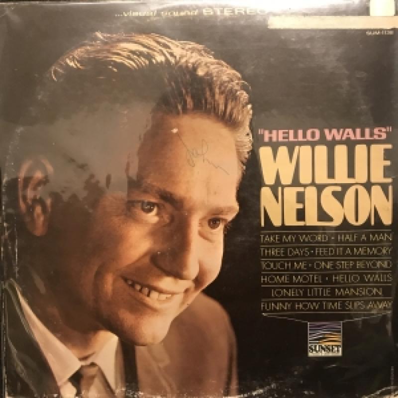 ウィリー・ネルソン/HELLO