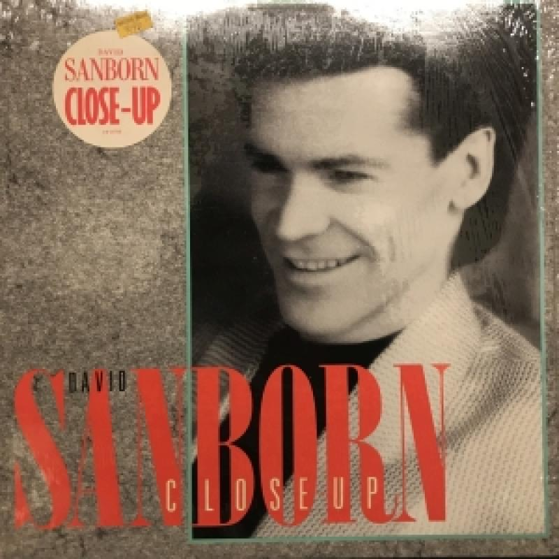 """デイヴィッド・サンボーン/CLOSE-UPの12インチレコード通販・販売ならサウンドファインダー"""""""